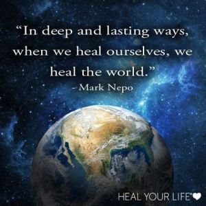 Heal Your Life Heal The World